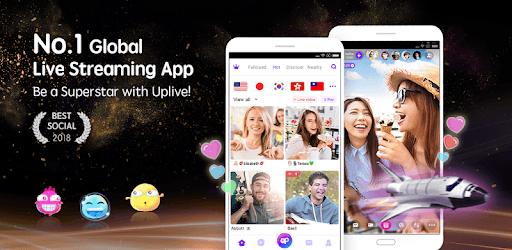 Uplive - Live Video Streaming App pc screenshot
