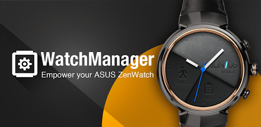 ZenWatch Manager pc screenshot