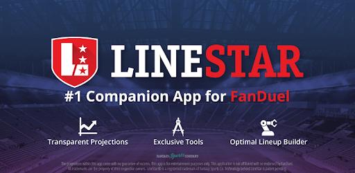 LineStar for FanDuel pc screenshot