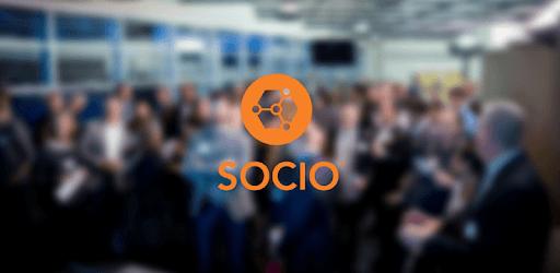 Socio Event App pc screenshot