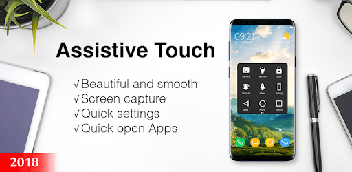 Assistive Touch (New Style) pc screenshot