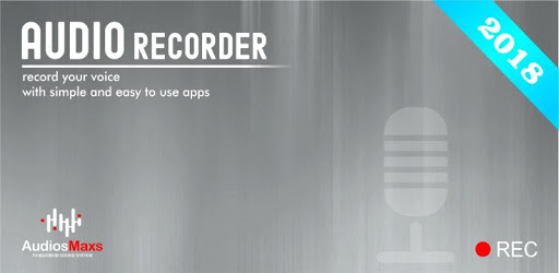 Audio Recording app pc screenshot