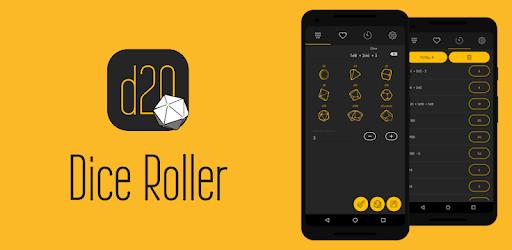 D20 - Dice Roller pc screenshot