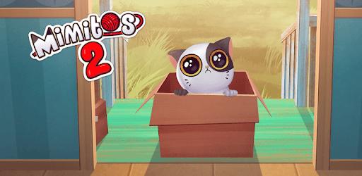 My Cat Mimitos 2 – Virtual pet with Minigames pc screenshot