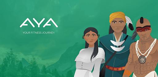 AYA - Your Fitness Journey pc screenshot