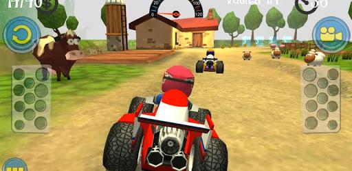 Kids Racing Islands, race for kids pc screenshot