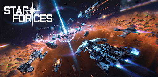 Star Forces: Space shooter pc screenshot