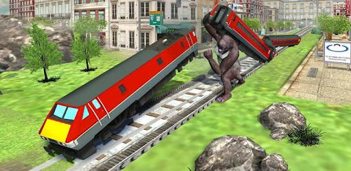 Angry Gorilla Rampage : Mad King Kong City Smasher pc screenshot
