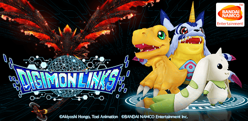 DigimonLinks pc screenshot