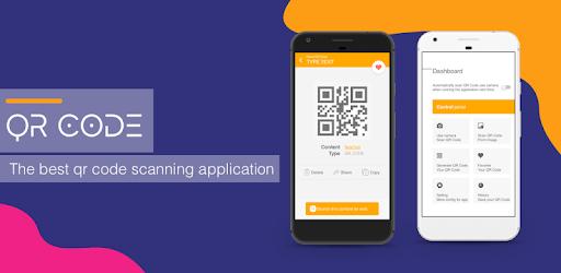 QRCode Barcode Scanner - Barcode Reader & Creator pc screenshot