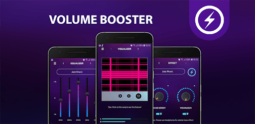 Volume Booster Pro: Bass Booster & Music Equalizer pc screenshot