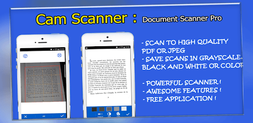 Cam Scanner | Document Scanner Pro pc screenshot