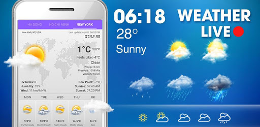 Weather App- Beauty Life - Best Weather App pc screenshot