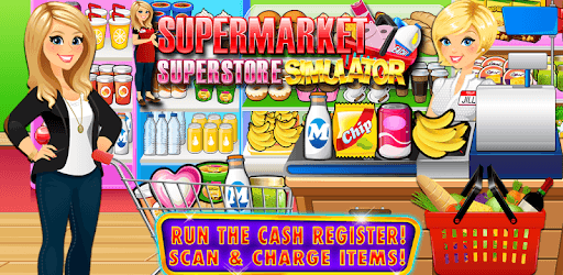 Supermarket Grocery Superstore - Supermarket Games pc screenshot