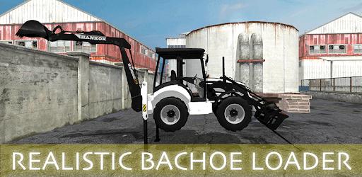 Backhoe Loader Factory Game pc screenshot