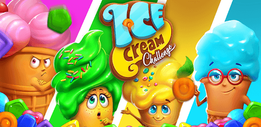 Ice Cream Challenge - Free Match 3 Game pc screenshot
