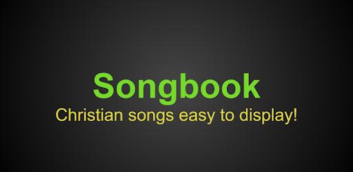 Songbook - Christian song lyrics pc screenshot