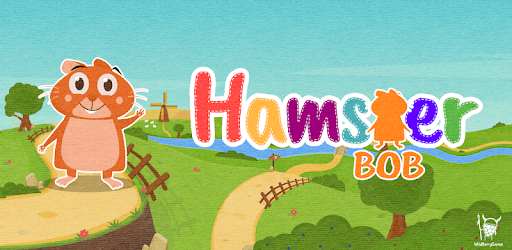 Hamster Bob - drawing for kids pc screenshot