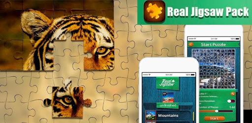 Real Jigsaw Puzzle pc screenshot