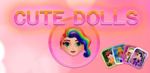 Cute Dolls - Dress Up for Girls pc screenshot