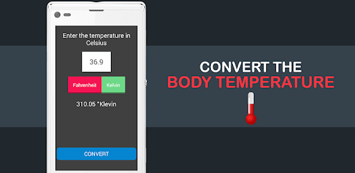 Body Temperature Convert pc screenshot