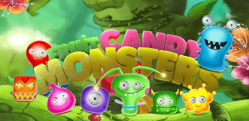Candy Monsters - Pop The Fruit Candy Juice Crush pc screenshot