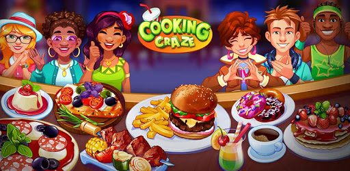 Cooking Craze: Crazy, Fast Restaurant Kitchen Game pc screenshot