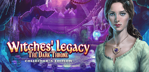Hidden Objects - Witches' Legacy: The Dark Throne pc screenshot