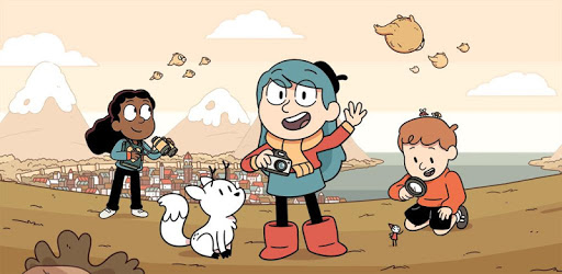 Hilda Creatures pc screenshot