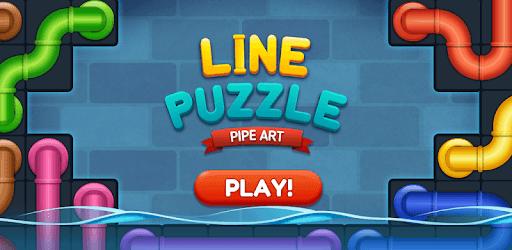 Line Puzzle: Pipe Art pc screenshot