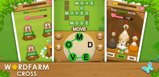 Word Farm Cross pc screenshot