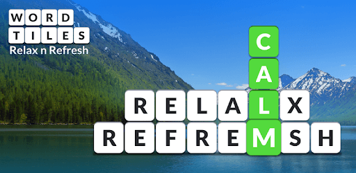 Word Tiles: Relax n Refresh pc screenshot