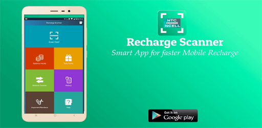 Recharge Scanner pc screenshot