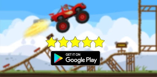 Blaze Race Car Game pc screenshot