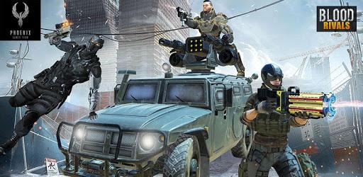 Blood Rivals - Survival Battleground FPS Shooter pc screenshot