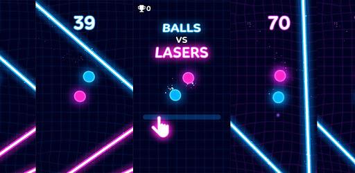 Balls VS Lasers: A Reflex Game pc screenshot