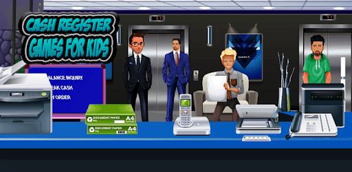 Cash Register Games for Kids – Cashier Games pc screenshot