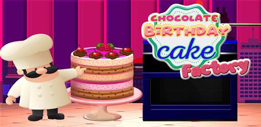 Chocolate Birthday Cake Factory - Dessert Making pc screenshot