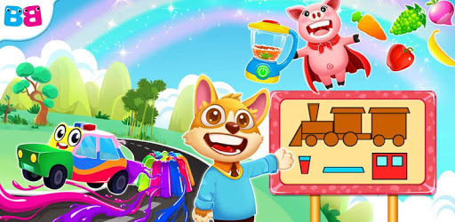 Learn shapes and colors for toddlers kids pc screenshot