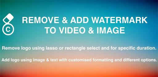 Remove & Add Watermark pc screenshot