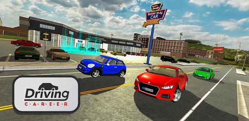 Car Driving Career pc screenshot