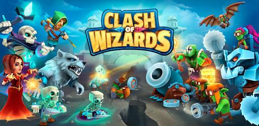 Clash of Wizards: Battle Royale pc screenshot