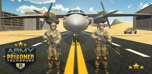 US Army Jail Prisoner Transport Plane Flight pc screenshot