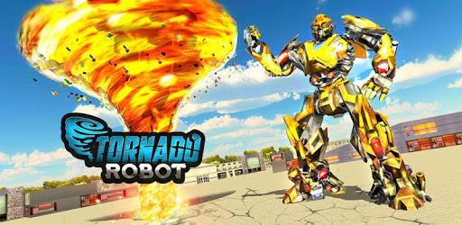 Tornado Robot Transforming: Future Robot Wars pc screenshot