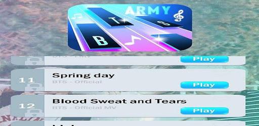 BTS Army Magic Piano Tiles 2019 - BTS Army games pc screenshot