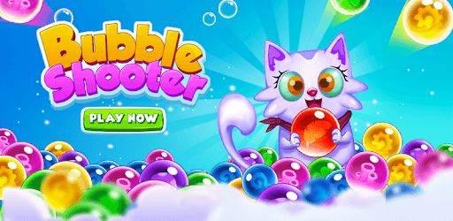 Bubble Shooter: Free Cat Pop Game 2019 pc screenshot