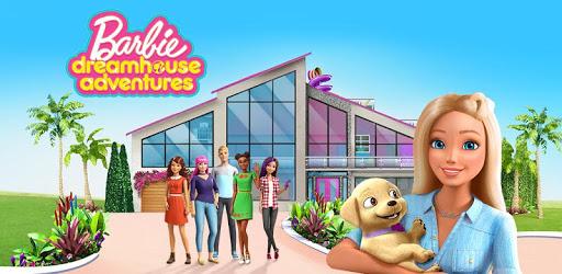 Barbie Dreamhouse Adventures pc screenshot