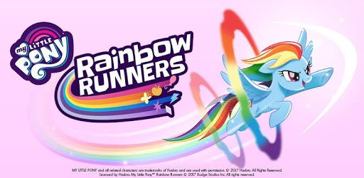 My Little Pony Rainbow Runners pc screenshot