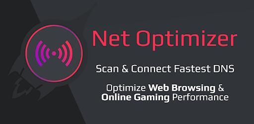 Net Optimizer & Booster | Surf Web Faster, Fix Lag pc screenshot
