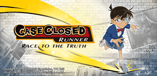 Case Closed Runner: Race to the Truth pc screenshot